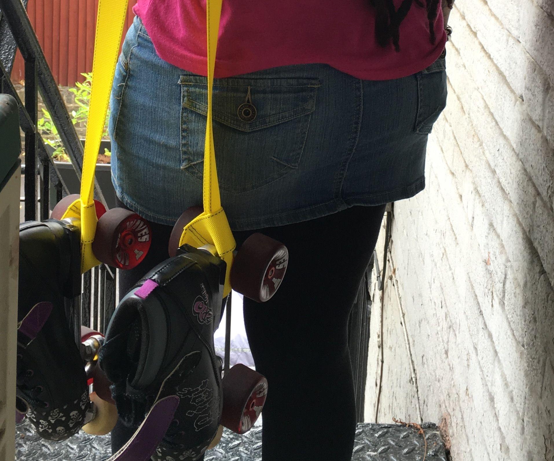 Adjustable Skate Sling