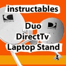 Duo DirectTv Laptop Stand