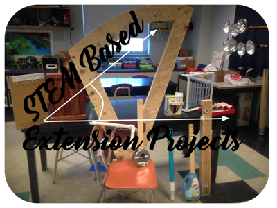 STEM Based Extension Projects for Young Engineering Minds