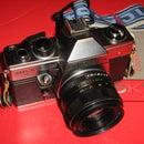 Repair Exposure SLR camera