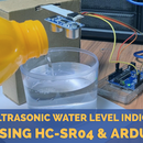 Video: Water Level Indicator Using a HC-SR04 and an Arduino