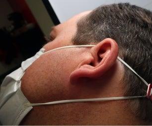 Laser Cut Ear Guard