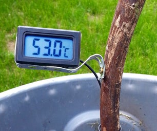 $2 DIY Compost Thermometer Build