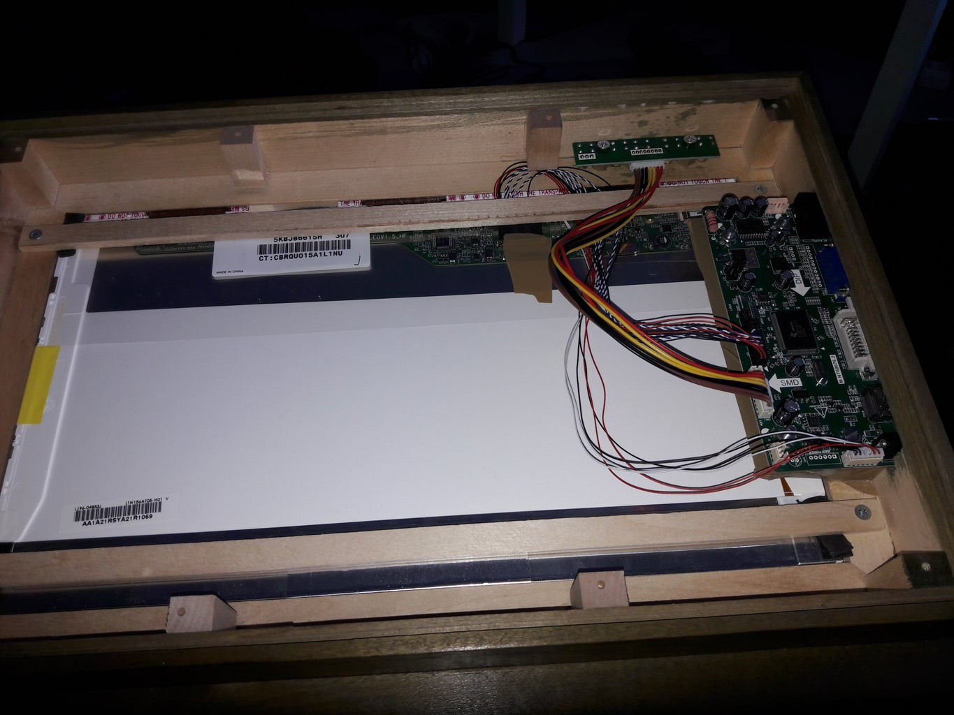 Lcd- Element and Electronics
