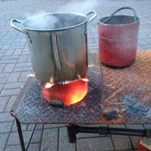 Fire Extinguisher Forge