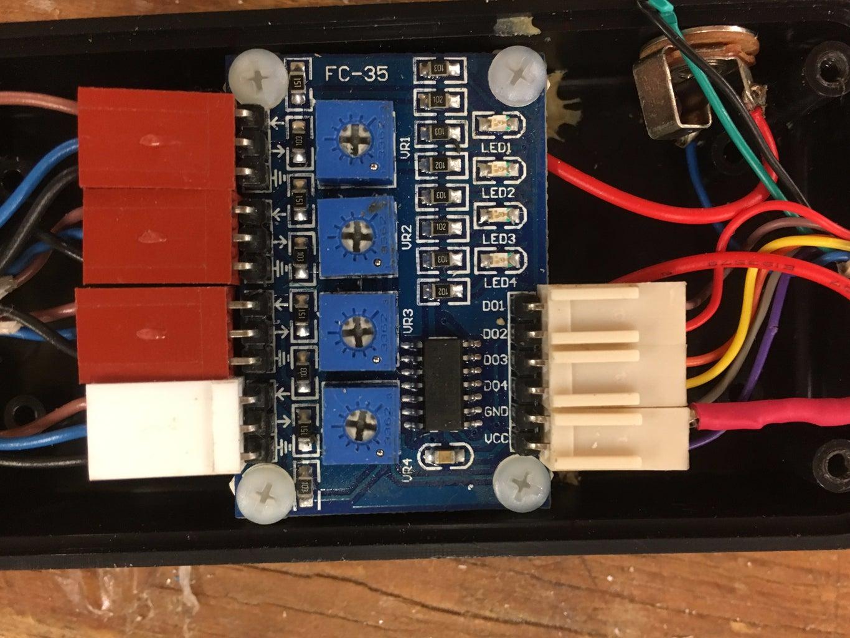 Prepare Project Box