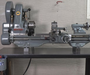 Building a Sturdy Lathe Stand