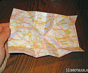 Make a (better) Foldable Map
