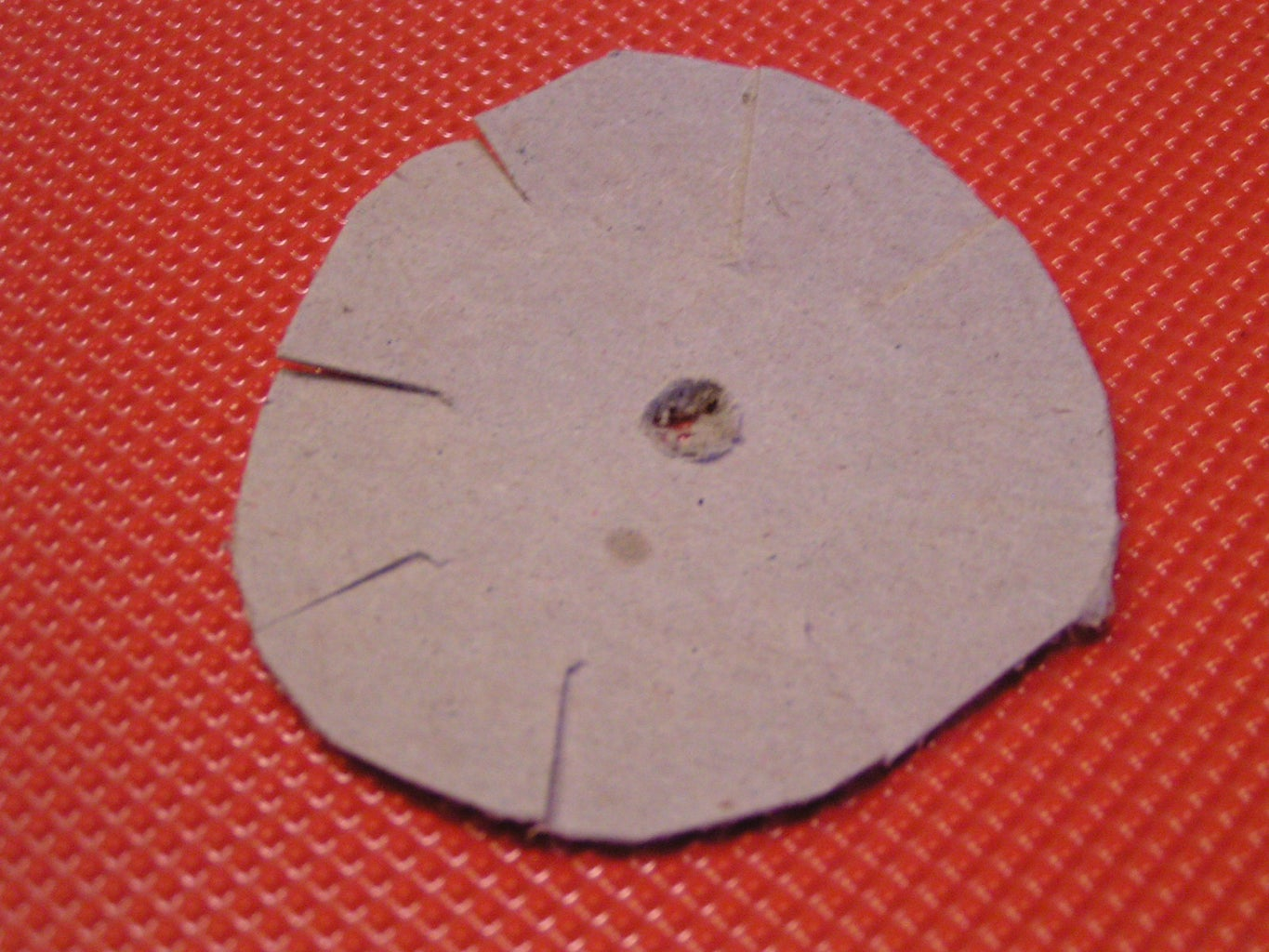 The Weaving Disc.