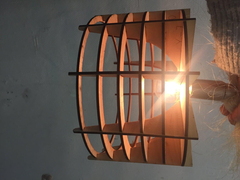 Bowl/Lamp