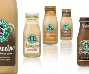 How to Make a Starbucks Frappuccino