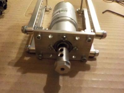 Strut Assembly Step 3