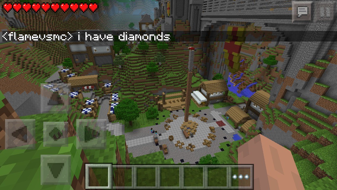 How To Join External Servers In Mcpe