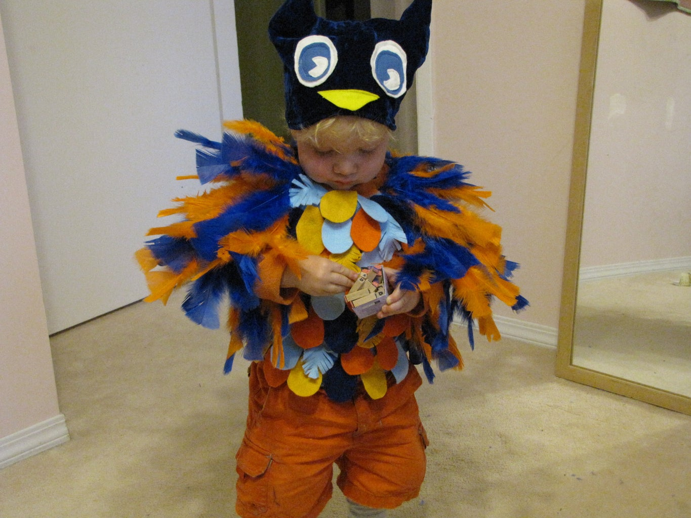 Try This Cute Costume on Your Little One!