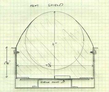 Heat Shield & Lower Body Panels