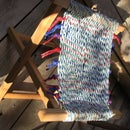 Rope-weave Camp Stool