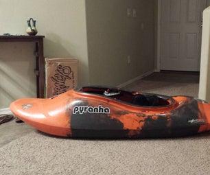 $15 Universal Kayak Camera Mount