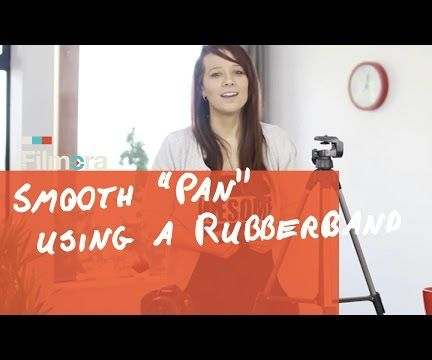 How to Make Smooth Pan Shots With Your Camera Tripod