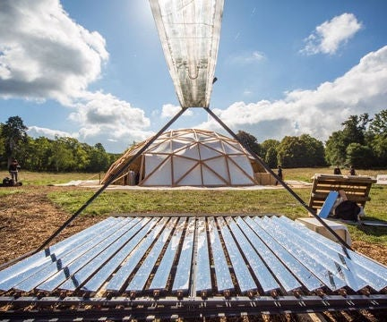 Solar-OSE: Solar Concentrator for Steam Generation
