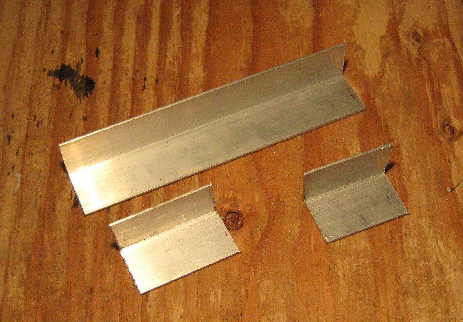 Cut the Aluminum Bars
