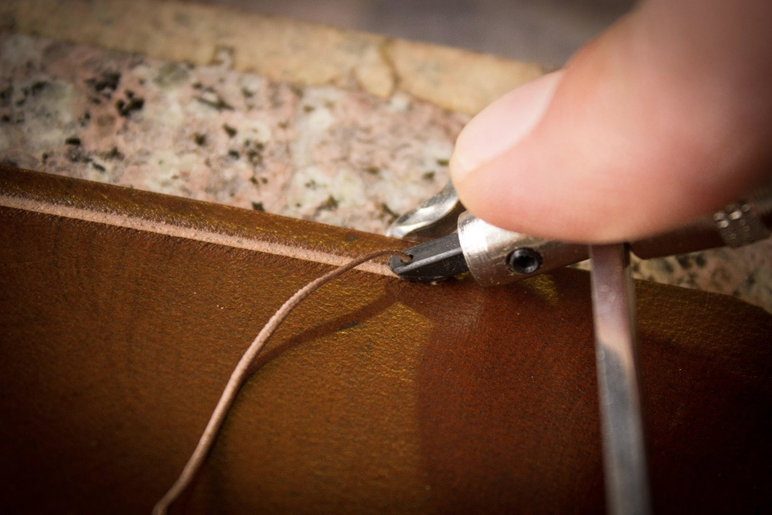 Sewing Channel and Bevel