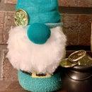 St. Patty's Day No-Sew Sock Gnome