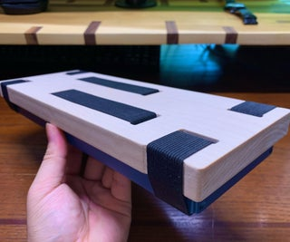 CNC Keyboard Travel Cover