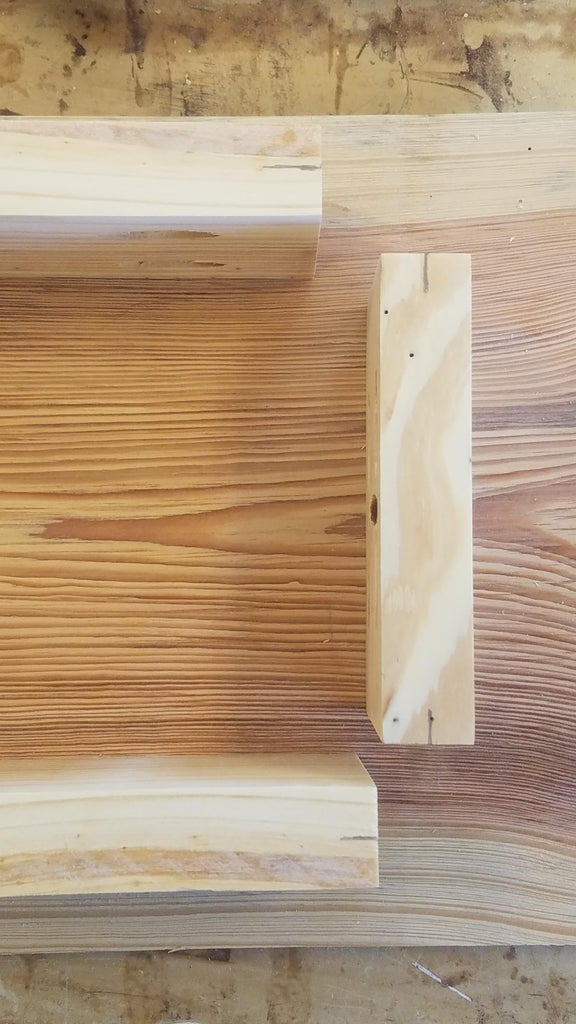 Creating the Aprons (Side Boards)
