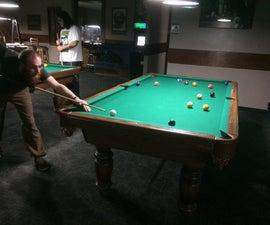 Team Based Co-op Billiards Game