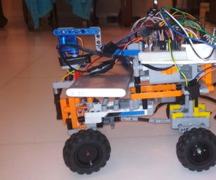 How to Build Your Own Version of Lego Mindstorms With Arduino for ~ $100