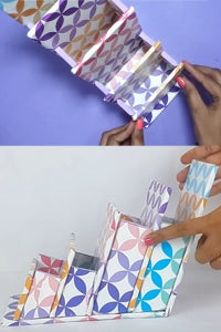 Let's Paste Small Strips!