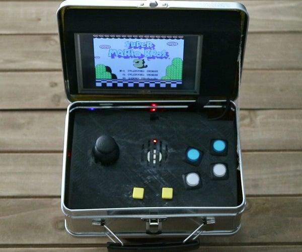 Mini Lunchbox Arcade