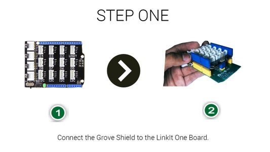 Two Step Hardware Setup!