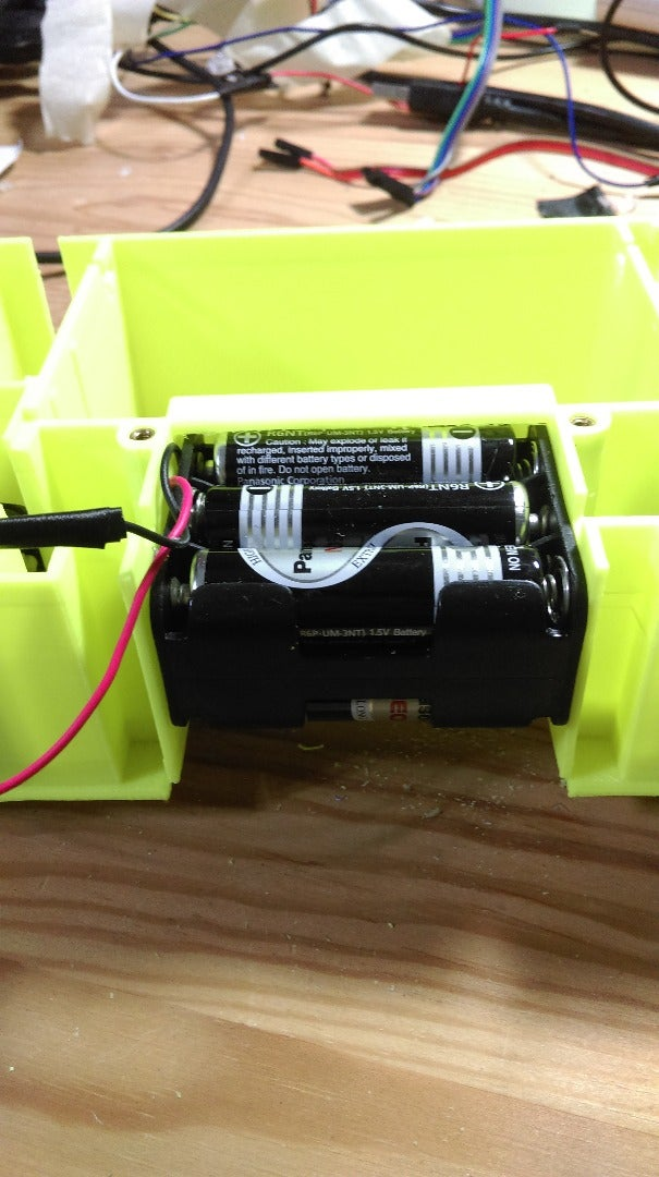 Battery and Assembly