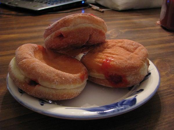 Jelly Doughnut Surprise