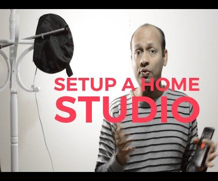 Home Studio Setup Without Any Professional Equipment