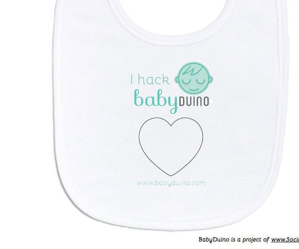 BabyDuino Bib Hack