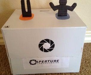 Aperture Science Center Box!