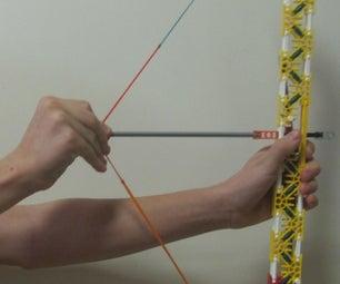 Folding Knex Bow