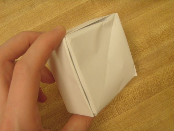 Make a Paper Box for Storing Things on the Go!