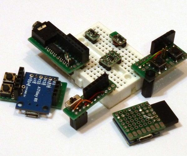 Clean-Cut FR4 Perfboard (Protoboard/Prototype PCB)