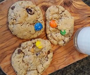Gluten Free Kitchen Sink Cookies