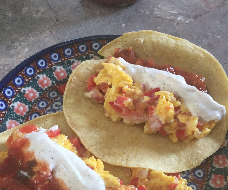 Zesty Breakfast Tacos