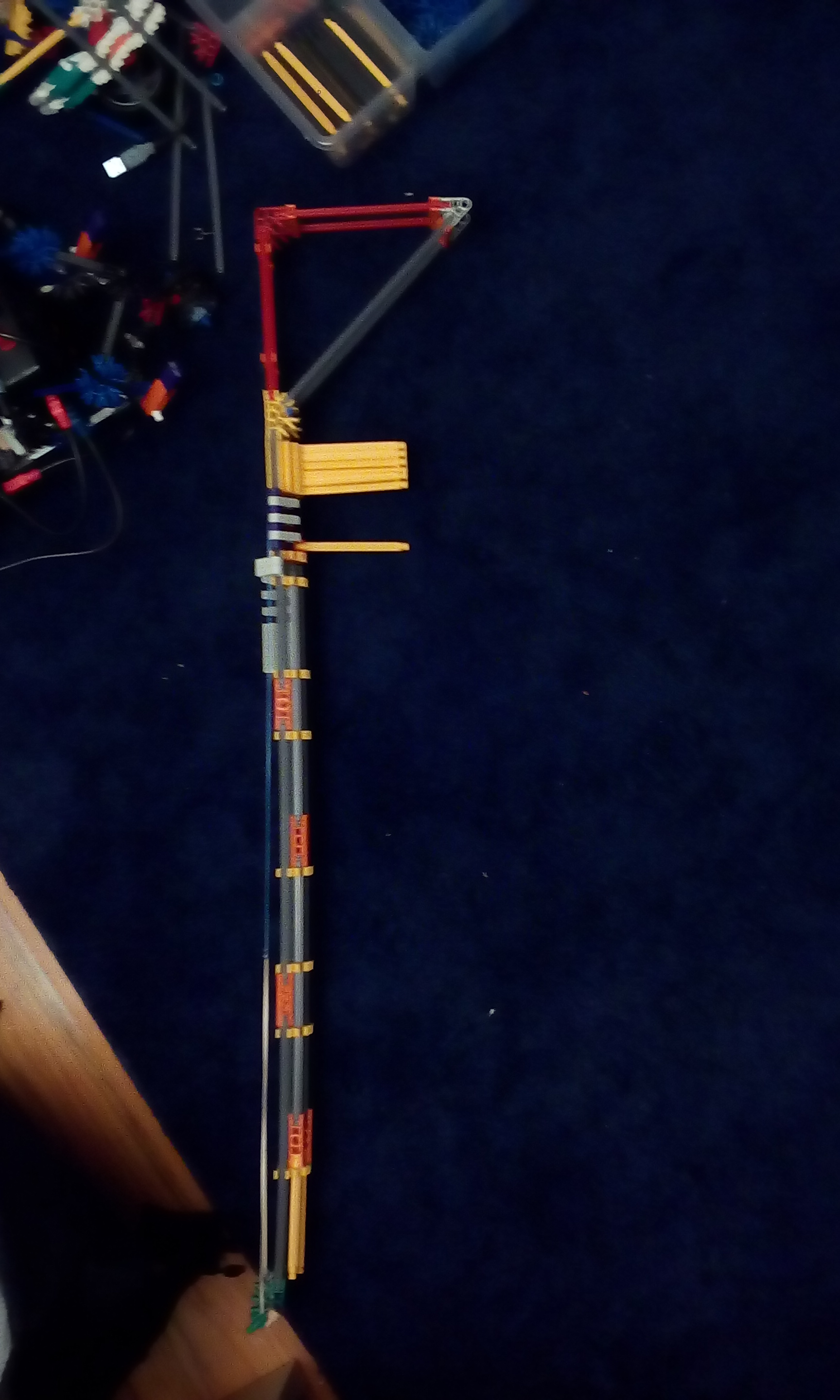 Knex Sniper With New Firing System