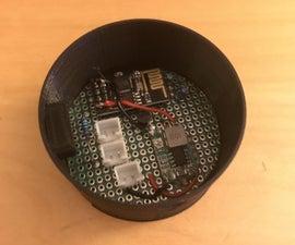 Alexa IoT TV-Controller ESP8266