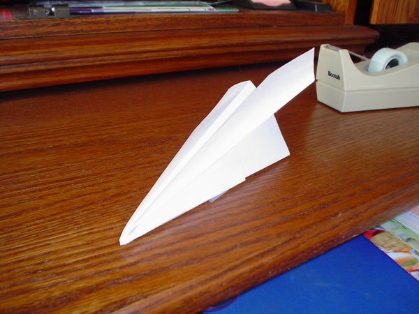 A REALLY Good Paper Airplane