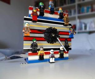 LEGO Quartz Clock