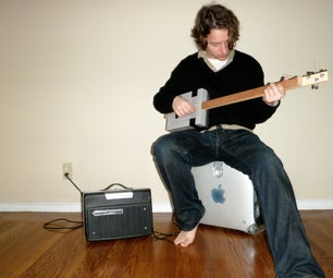 Amplify Your Gamer Guitar