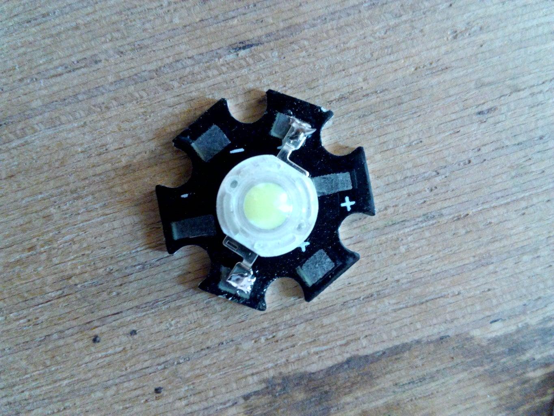 LED TUBELIGHT Homemade