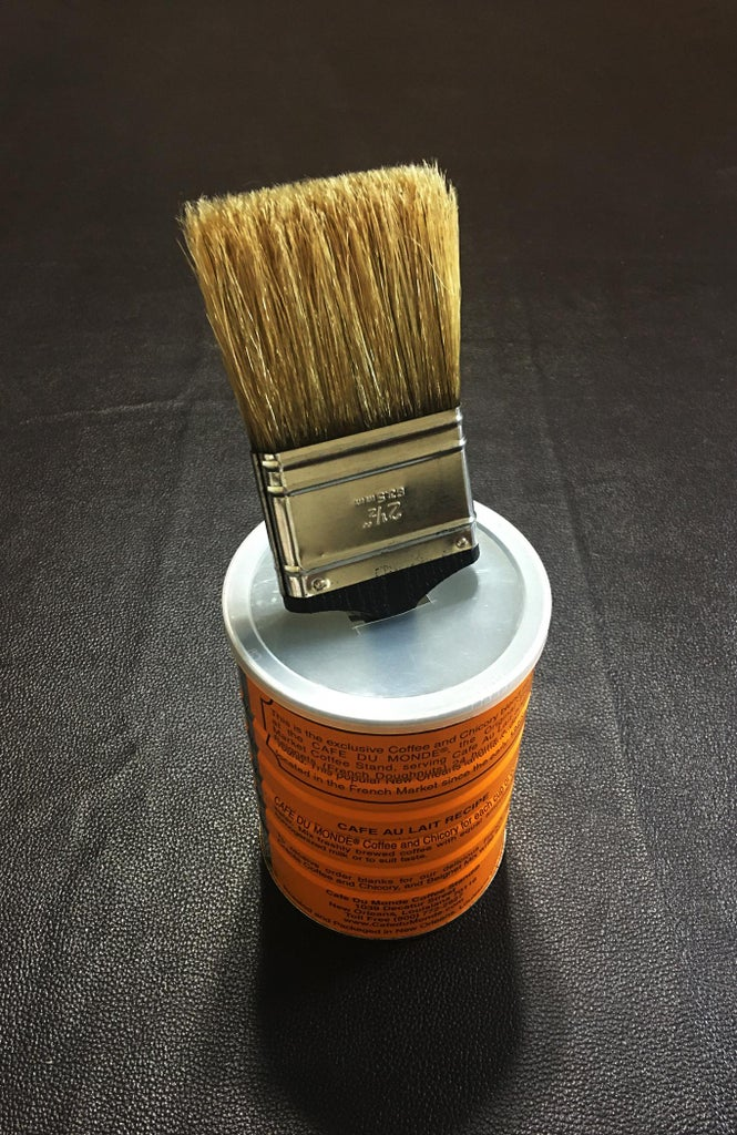 Time to Clean Your Brush